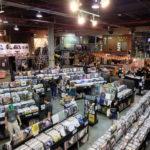 ニューヨーク ブルックリンのレコードショップ  -Rough Trade NYC-