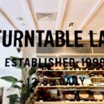 ニューヨーク マンハッタンのレコードショップ -Turn Table Lab-