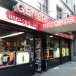 ニューヨーク マンハッタンのレコードショップ -Generation Records-