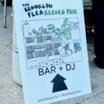 The Brooklyn Flea Record Fairに行ってきました