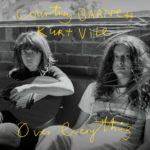 Courtney BarnettとKurt Vileがコラボアルバムから新曲Continental Breakfastを公開